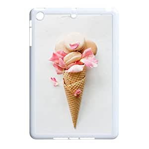 Customized Cover Case with Hard Shell Protection for Ipad Mini case with Macarons Tea Time lxa#438022