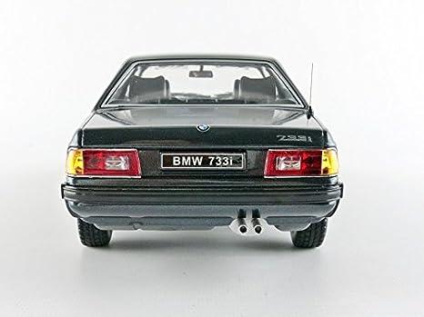 Kk Scale Models - 180101bk - BMW 733i E23 - 1977 - Escala 1/18: Amazon.es: Juguetes y juegos