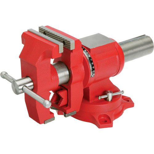 Grizzly G7062 Multi-Purpose 5-Inch Bench Vise - Multi Purpose Bench Vise