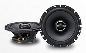 Alpine 6x9 280 Watts Peak Power 2-Way Full Range Coaxial Car Audio Stereo Speakers With FREE Alphasonik EARBUDS Harman Kardon 6832cf