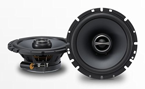 Alpine SPS-610 6.5-Inch 2-Way Type-S Series Coaxial Car Speakers