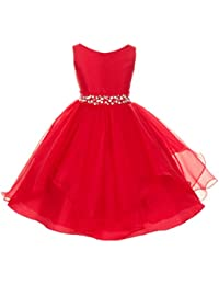 Amazon.com: Red - Special Occasion / Dresses: Clothing, Shoes ...
