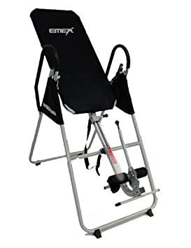 Awesome Emer Deluxe Foldable Gravity Inversion Table For Back Download Free Architecture Designs Scobabritishbridgeorg
