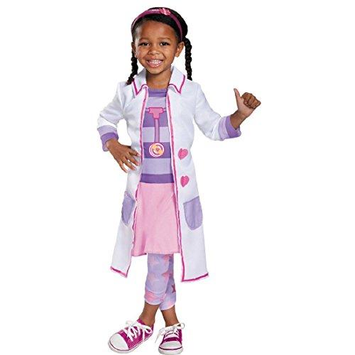 Doc Mcstuffins Costume is a good gift for preschool girls
