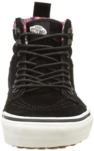 9571560046 outlet Vans Sk8-Hi Mte Men US 7.5 Black Sneakers - dwightblake.com