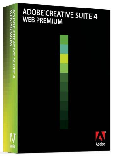 Adobe Creative Suite 4 Web Premium [OLD VERSION]