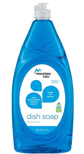 Bestselling Dish Detergents