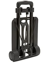 Go Travel Luggage Travel Trolley, Black, One Size