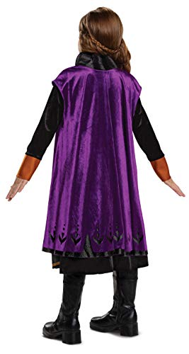 Disguise Disney Anna Frozen 2 Deluxe Girls' Halloween Costume - http://coolthings.us