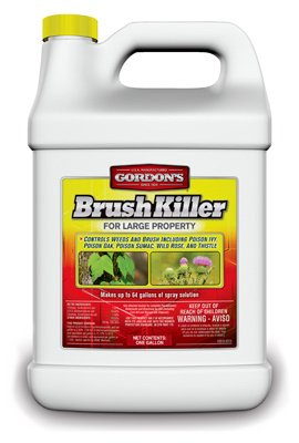 Gordon's For Large Property Brush Killer Liquid concentrate 1 gal. (2321072)