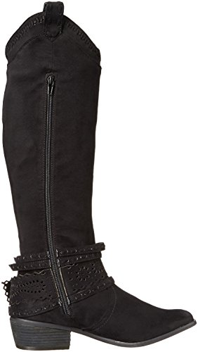 Not Rated Women's Lady Swag Boot Black oQ3r35FOCU