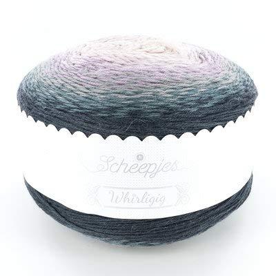 Scheepjes Yarn Whirligig (201 - Grey to Lavender)