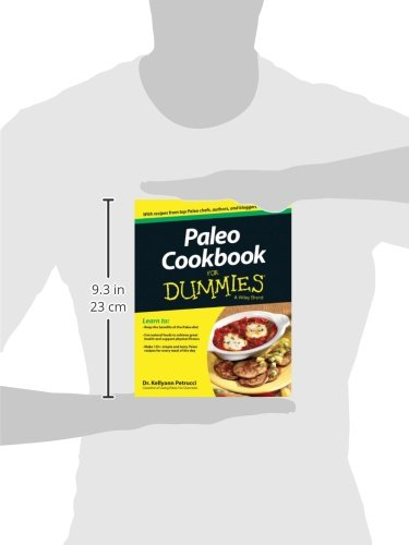 Paleo Cookbook For Dummies