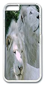 Fantastic Faye Design With PC Mother Children Grass Yellow Brown White Cute Scary Open Mouth Shout Cell Phone Cases For iPhone 6 transparent Hard Cases No.3