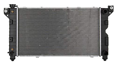 Radiator Chrysler Voyager - Spectra Premium CU1850 Complete Radiator
