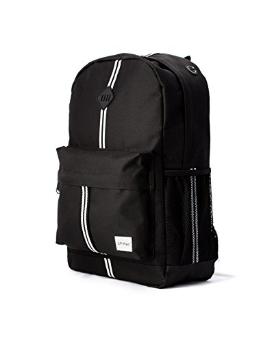 Spiral 18 Black White L Taping Sp 44 Daypack Og cm Black Casual BrxqBSw