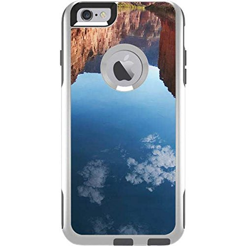 (Nature OtterBox Commuter iPhone 6 Plus Skin - Redwall Limestone in Marble Canyon)