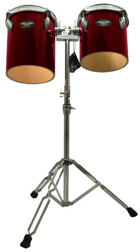 Cannon UPCTSTD0810WR 8-Inch/10-Inch Tom Tom - Wine Red