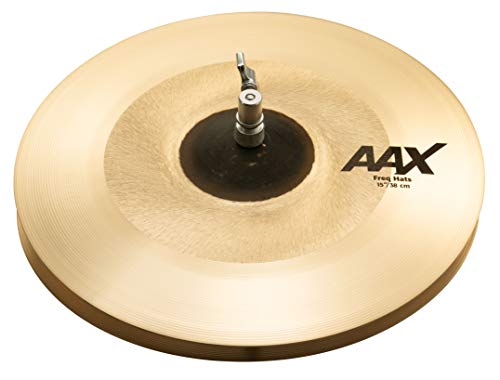 Sabian Hi-Hat Cymbals, 15 inch 215XFHN for sale  Delivered anywhere in USA