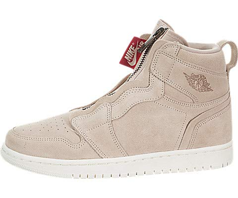Jordan Nike Women's Air 1 High Zip Basketball Shoe