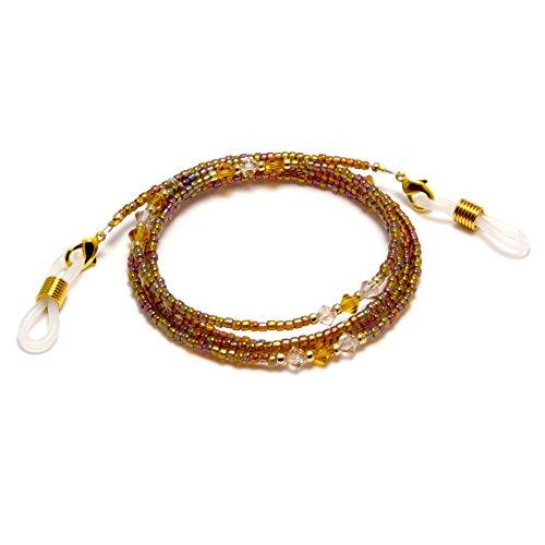 Bead Eyeglass Chain - Sunglasses Cord Neck Strap Holder