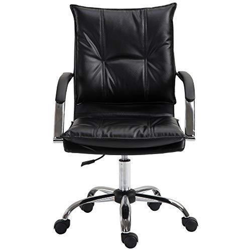 Vinsetto poltrona sedia da ufficio design moderno altezza for Design sedia ufficio