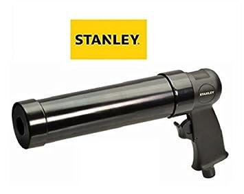 Pistola neumática Stanley aire comprimido (para cartuchos de masilla y silicona: Amazon.es: Bricolaje y herramientas