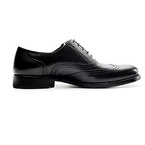 Chaussures NIUMJ pour Lacets Brown Occasionnels Hommes Respirantes à grTrxwnqd