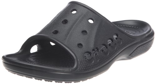 Crocs Unisex Baya Slide Svart