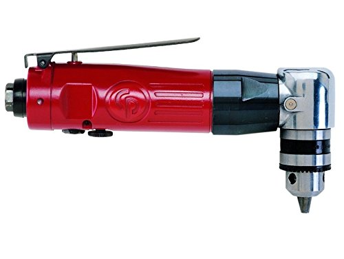 CP-879 ''CHICAGO PNEUMATIC'' (TOP NAME BRAND) PNEUMATIC ANGLE DRILL by Chicago Pneumatics