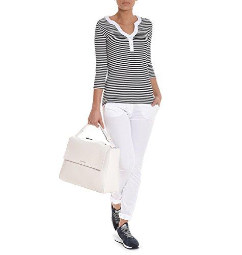 Eleventy T-Shirt Donna 980TS0033TSH2301219 Viscosa Blu