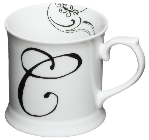 - Rosanna Initially Yours Mug Letter C