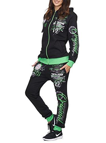 Violento - Chándal - para mujer verde