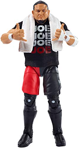 WWE Samoa Joe Elite Collection Action Figure (Best Wwe Figures 2019)