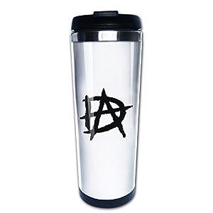 WWE Diva Dean Ambrose Travel Coffee Mug Water Bottle