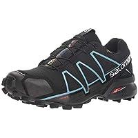 Salomon Women's Speedcross 4 GTX W Trail Running Shoe,
