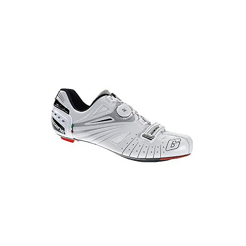 Gaerne Speed Composite Chaussures de route en carbone 2016 Blanc EU 39