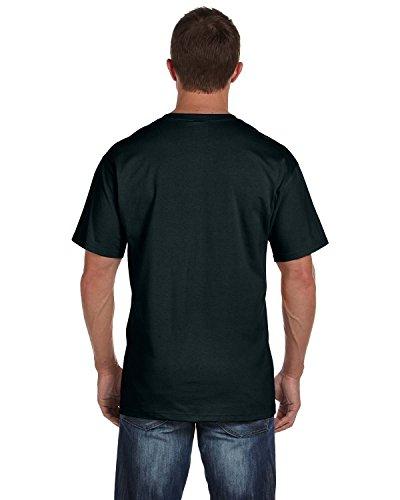 Fruit of the Loom Men's 4-Pack of Pocket T-Shirts (XX-Large, (Fruit Of The Loom Chest Pocket T-shirt)