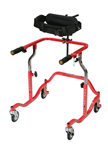 Adult Anterior Safety Roller (Wenzelite Trunk Support for Adult Safety Rollers, Small, Model - CE 1080)