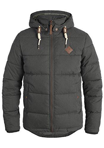 SOLID Jacket Dark Chaqueta Hombre Dry 2890 Invierno para de Grey xaBxq