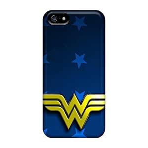 For Iphone Cases, High Quality Wonder Woman I4 For Iphone 5/5s Covers Cases