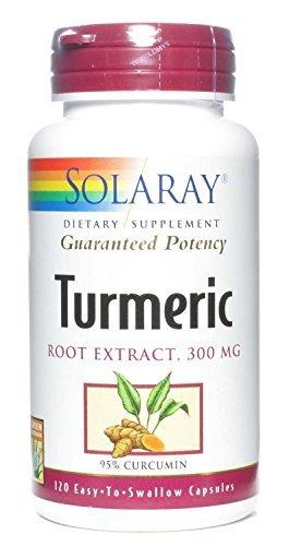 Turmeric Root Extract 300mg Solaray 120 - Extract Root Solaray Turmeric