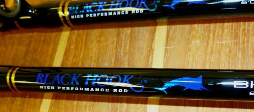 Black Hook Series Conventional Rod #20-50 Review