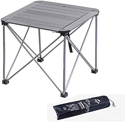 Mesa auxiliar Soporte de mesa de aluminio portátil de aviación ...