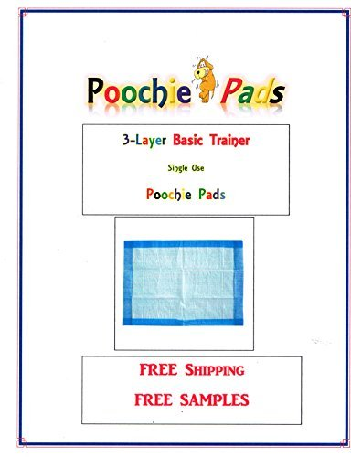150ct Poochie 3-Ply 30x30