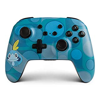 PowerA Pokemon Enhanced Wireless Controller for Nintendo Switch - Sobble