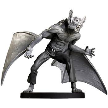 amazoncom dc direct batman black and white statue man