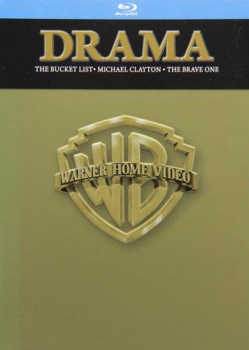 Drama: The Bucket List / Michael Clayton / The Brave One [Blu-ray] [Blu-ray]