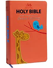 ICB, Jesus Calling Bible for Children, Leathersoft, Orange: with Devotions from Sarah Young's Jesus Calling