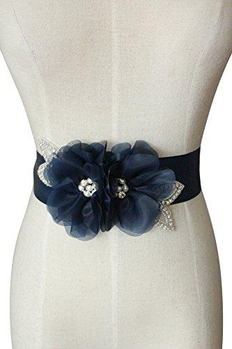 Buy navy dress accessories wedding - 9